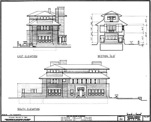 Frank Llyod Wright Mid-Century Modern Houses